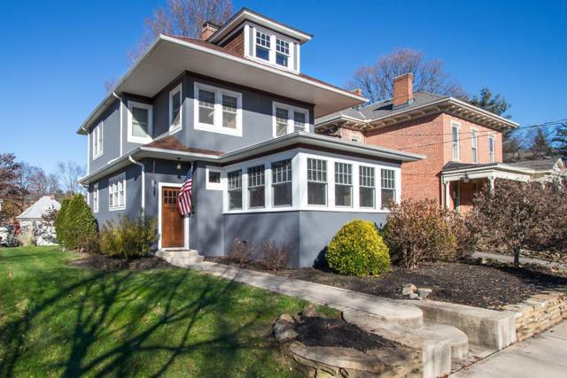 70 W College Avenue, Westerville, OH 43081 (MLS #218001264) :: Signature Real Estate