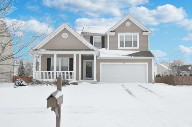 484 Shellbark Road, Marysville, OH 43040 (MLS #218001350) :: Signature Real Estate
