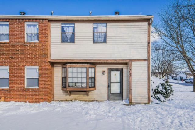 329 Northgate Court F, Westerville, OH 43081 (MLS #218001403) :: Signature Real Estate