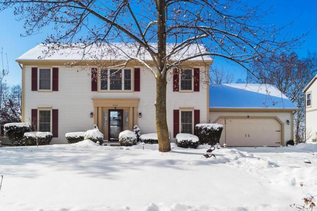 345 Westerdale Drive, Gahanna, OH 43230 (MLS #218001428) :: Exp Realty