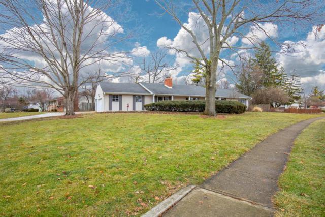 1800 Grace Lane, Upper Arlington, OH 43220 (MLS #218001798) :: Berkshire Hathaway Home Services Crager Tobin Real Estate