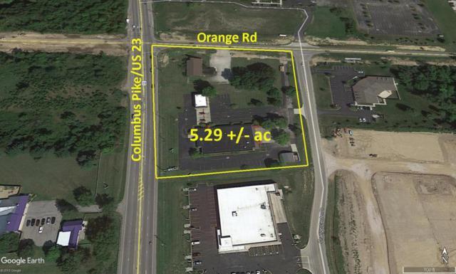 100 &136 E Orange Road, Lewis Center, OH 43035 (MLS #218002241) :: Shannon Grimm & Associates