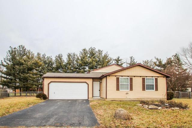 2826 Valcour Court, Reynoldsburg, OH 43068 (MLS #218002261) :: Signature Real Estate