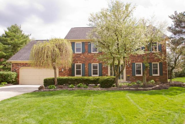 5947 Saint Fillans Court W, Dublin, OH 43017 (MLS #218002325) :: Berkshire Hathaway Home Services Crager Tobin Real Estate