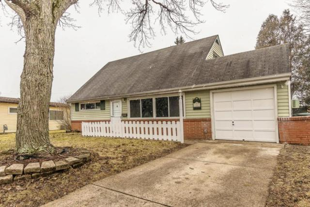 1461 Benson Drive, Columbus, OH 43227 (MLS #218002421) :: Berkshire Hathaway Home Services Crager Tobin Real Estate
