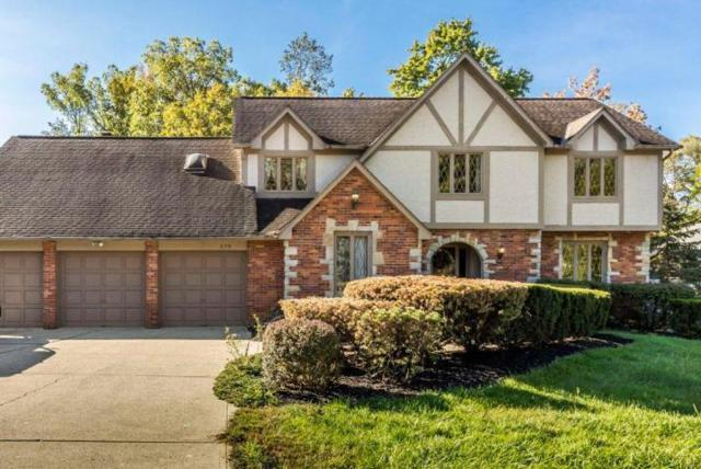 279 Delegate Drive, Columbus, OH 43235 (MLS #218002555) :: Berkshire Hathaway Home Services Crager Tobin Real Estate