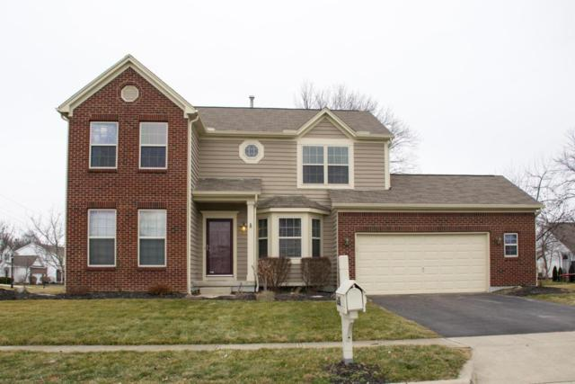 6286 Clover Place, Hilliard, OH 43026 (MLS #218002630) :: Berkshire Hathaway Home Services Crager Tobin Real Estate
