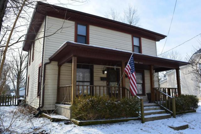 627 E 4th Street, Marysville, OH 43040 (MLS #218003083) :: The Clark Group @ ERA Real Solutions Realty