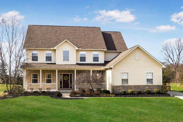 575 Trace Drive, Delaware, OH 43015 (MLS #218003149) :: Berkshire Hathaway Home Services Crager Tobin Real Estate