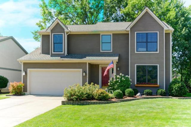 119 Ridge Side Drive, Powell, OH 43065 (MLS #218003199) :: Berkshire Hathaway Home Services Crager Tobin Real Estate