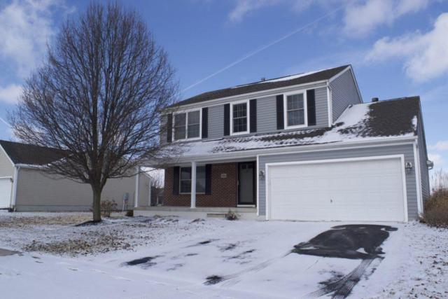 436 Clydesdale Way, Marysville, OH 43040 (MLS #218003701) :: The Clark Group @ ERA Real Solutions Realty