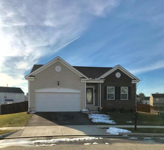 343 Karst Circle, South Bloomfield, OH 43103 (MLS #218003830) :: The Mike Laemmle Team Realty