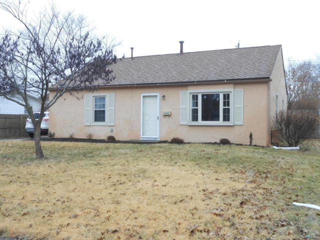 7306 Saratoga Avenue, Reynoldsburg, OH 43068 (MLS #218004009) :: Berkshire Hathaway Home Services Crager Tobin Real Estate
