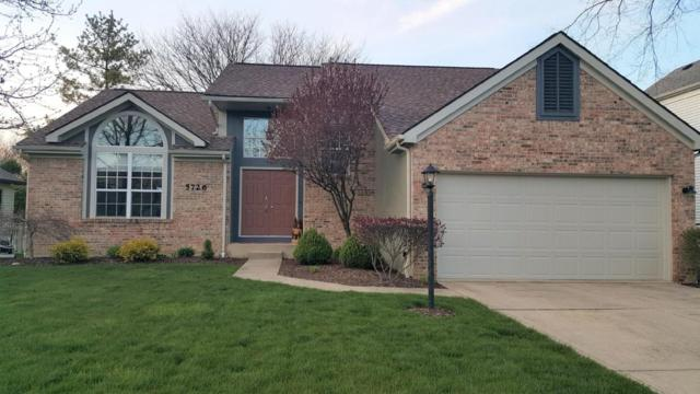 5726 Turner Lane, Hilliard, OH 43026 (MLS #218004092) :: The Mike Laemmle Team Realty
