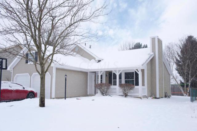 4867 Leybourne Drive, Hilliard, OH 43026 (MLS #218004188) :: The Clark Group @ ERA Real Solutions Realty