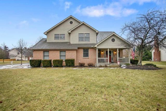 676 Seagull Court, Westerville, OH 43082 (MLS #218004200) :: Shannon Grimm & Associates