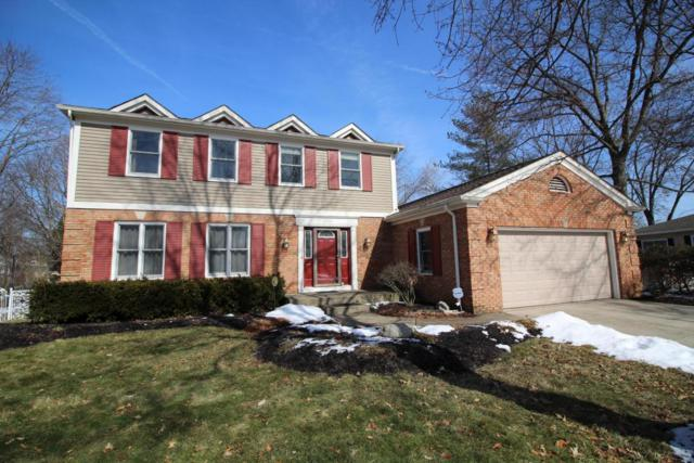 1384 Goldsmith Drive, Westerville, OH 43081 (MLS #218004209) :: Shannon Grimm & Associates