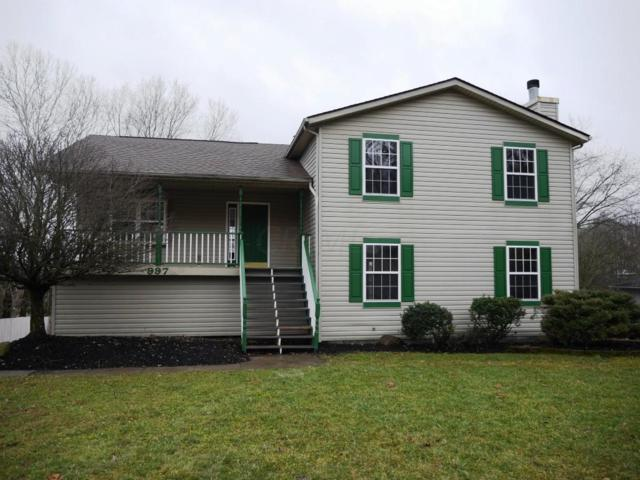 997 Nadine Drive, Heath, OH 43056 (MLS #218004238) :: Berkshire Hathaway Home Services Crager Tobin Real Estate