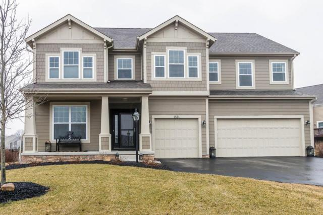 4554 Sanctuary Drive, Westerville, OH 43082 (MLS #218004264) :: Berkshire Hathaway Home Services Crager Tobin Real Estate