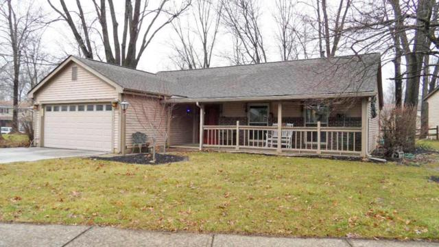 3942 Bluebird Court, Westerville, OH 43081 (MLS #218004284) :: The Raines Group