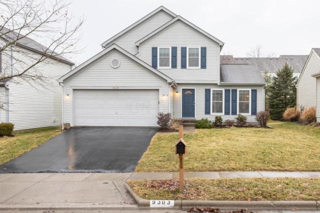 9303 Prestwick Green Drive, Columbus, OH 43240 (MLS #218004327) :: The Raines Group