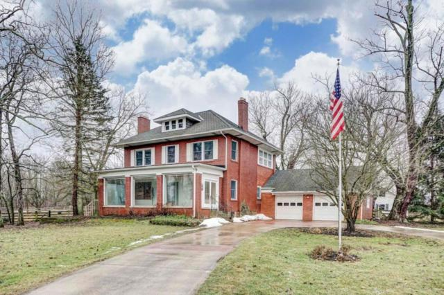 2150 Olmstead Road, West Jefferson, OH 43162 (MLS #218004340) :: Berkshire Hathaway HomeServices Crager Tobin Real Estate