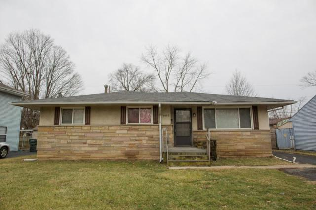 4493 E Livingston Avenue, Columbus, OH 43227 (MLS #218004365) :: Berkshire Hathaway Home Services Crager Tobin Real Estate