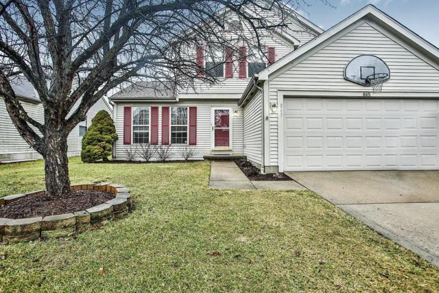865 Rothrock Drive, Galloway, OH 43119 (MLS #218004395) :: Berkshire Hathaway Home Services Crager Tobin Real Estate