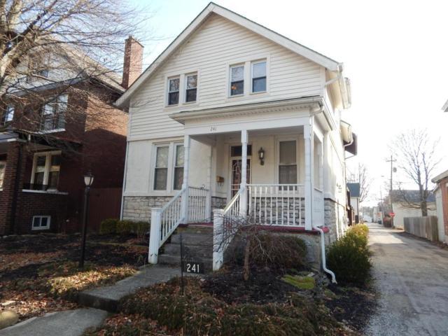 241 E Deshler Avenue, Columbus, OH 43206 (MLS #218004418) :: Shannon Grimm & Associates
