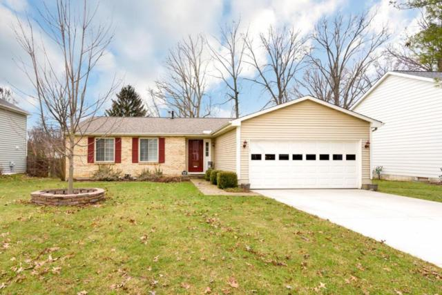 1038 Brimley Place, Westerville, OH 43081 (MLS #218004421) :: Shannon Grimm & Associates