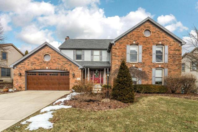 4879 Saint Andrews Drive, Westerville, OH 43082 (MLS #218004586) :: Berkshire Hathaway Home Services Crager Tobin Real Estate