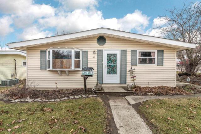 41 Flax Street, Delaware, OH 43015 (MLS #218004623) :: The Clark Group @ ERA Real Solutions Realty