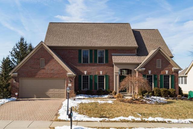 361 Ashmoore Circle W, Powell, OH 43065 (MLS #218004687) :: Julie & Company