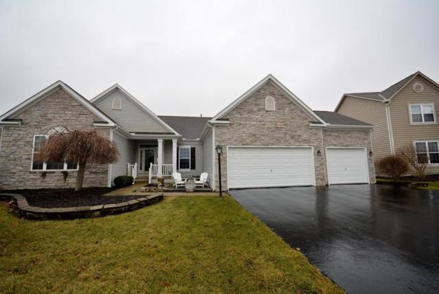2057 Twin Flower Circle, Grove City, OH 43123 (MLS #218004767) :: Berkshire Hathaway Home Services Crager Tobin Real Estate