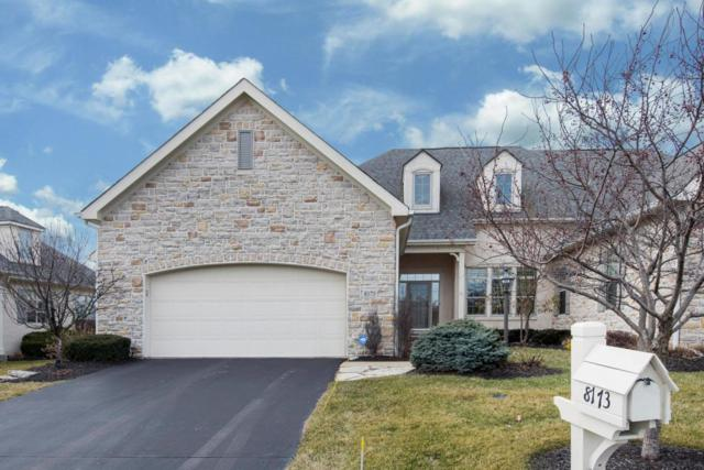 8173 Dolman Drive, Powell, OH 43065 (MLS #218004769) :: The Clark Group @ ERA Real Solutions Realty