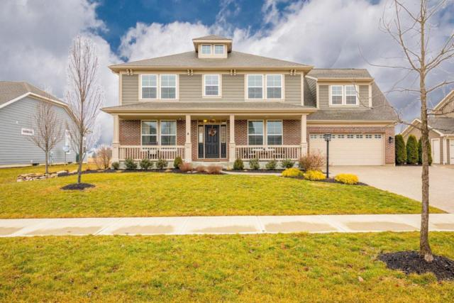 947 Ballater Drive, Delaware, OH 43015 (MLS #218004788) :: The Clark Group @ ERA Real Solutions Realty
