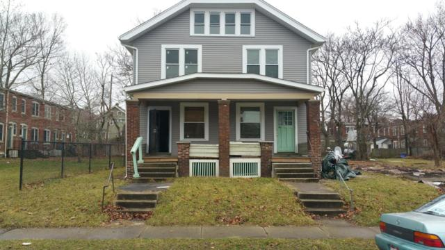 1449-1451 N 4th Street, Columbus, OH 43201 (MLS #218004853) :: Keller Williams Classic Properties
