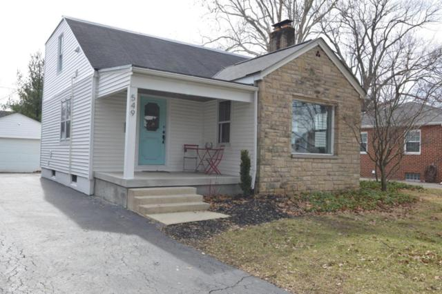 549 Acton Road, Columbus, OH 43214 (MLS #218004866) :: RE/MAX ONE