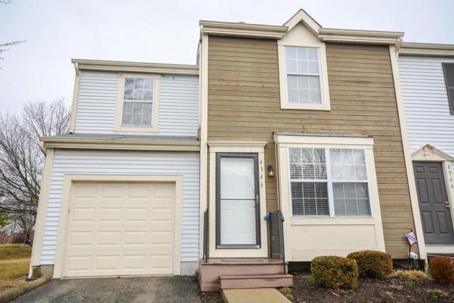 4946 Singleton Drive, Hilliard, OH 43026 (MLS #218004874) :: Julie & Company
