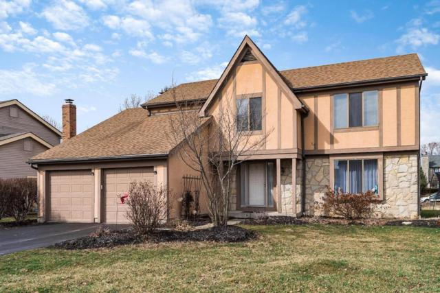 6901 Running Deer Place, Dublin, OH 43017 (MLS #218004875) :: Berkshire Hathaway Home Services Crager Tobin Real Estate
