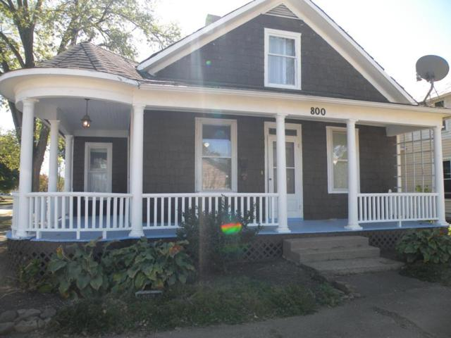 800 W High Street, Mount Vernon, OH 43050 (MLS #218004878) :: CARLETON REALTY