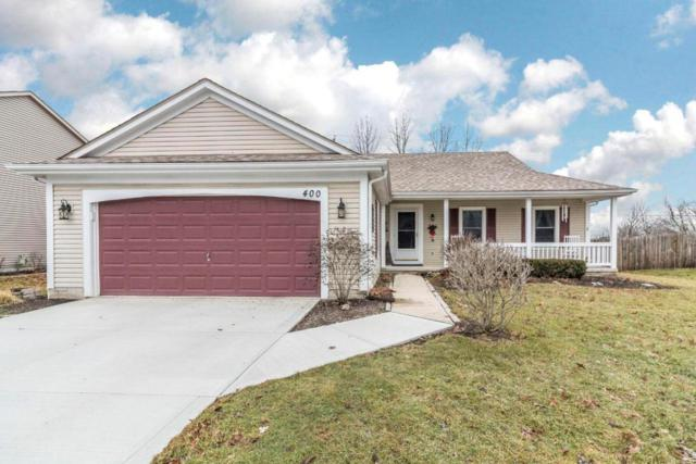 400 Firestone Drive, Delaware, OH 43015 (MLS #218004890) :: The Clark Group @ ERA Real Solutions Realty