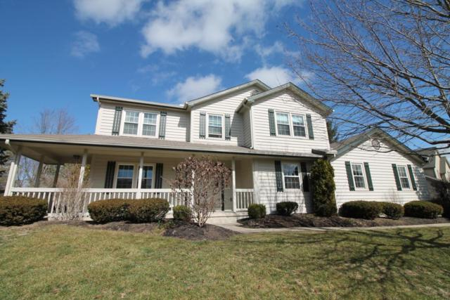 154 Squires Court, Powell, OH 43065 (MLS #218004908) :: Julie & Company
