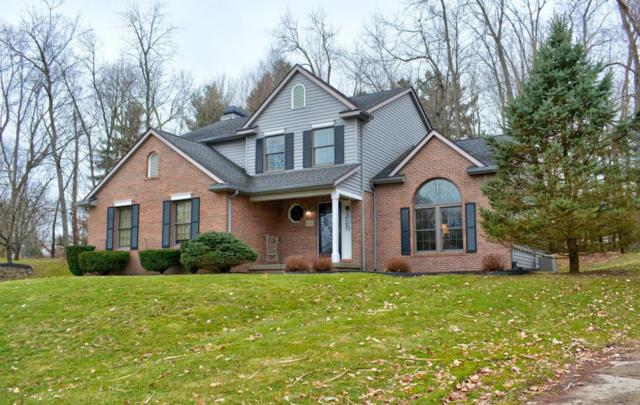 1197 Brittany Hills E, Newark, OH 43055 (MLS #218004909) :: CARLETON REALTY