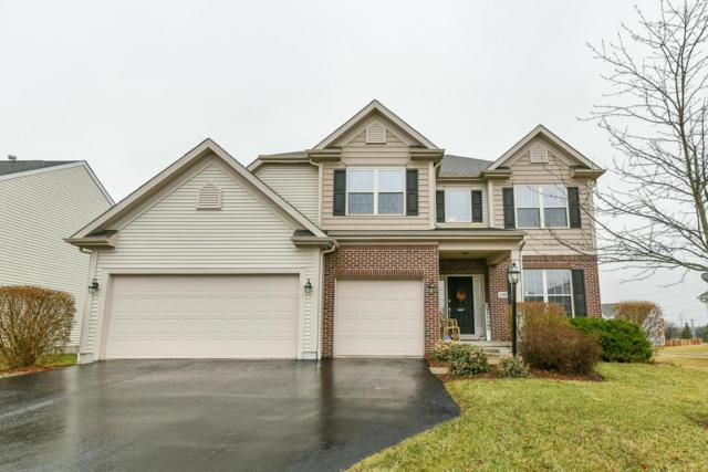 109 Fox Glen Drive E, Pickerington, OH 43147 (MLS #218004934) :: The Clark Group @ ERA Real Solutions Realty