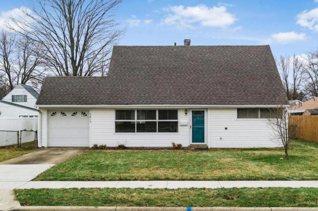 3019 Louise Avenue, Grove City, OH 43123 (MLS #218004951) :: The Clark Group @ ERA Real Solutions Realty