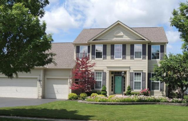 8099 Summerhouse Drive E, Dublin, OH 43016 (MLS #218004953) :: The Clark Group @ ERA Real Solutions Realty
