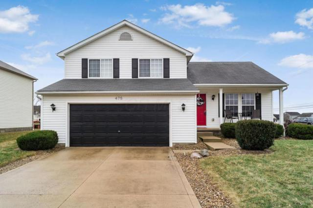 475 Olde Irish Drive, Galloway, OH 43119 (MLS #218004959) :: Berkshire Hathaway Home Services Crager Tobin Real Estate