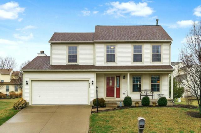 472 Lorraine Boulevard, Pickerington, OH 43147 (MLS #218004991) :: Berkshire Hathaway Home Services Crager Tobin Real Estate