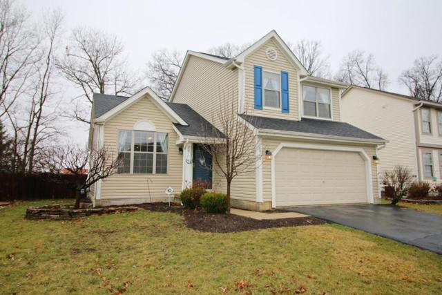 2815 Pheasant Field Drive, Hilliard, OH 43026 (MLS #218004996) :: Berkshire Hathaway Home Services Crager Tobin Real Estate